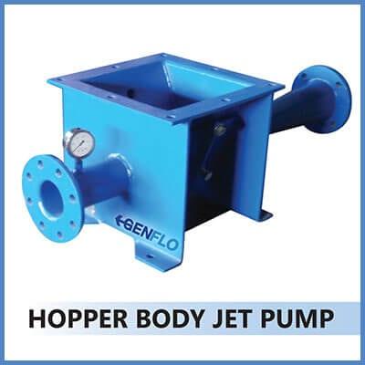 Hopper Body Jet Pump